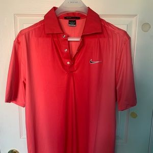 Nike polo - TW Red